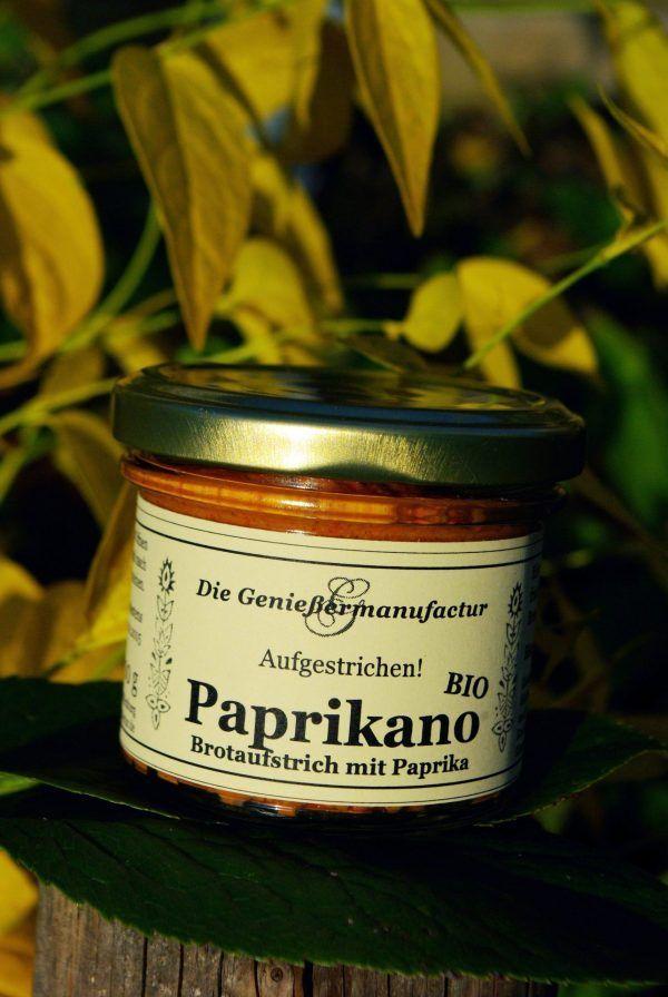 Aufstrich Paprikano