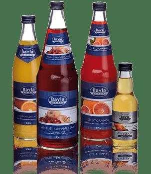 Bayla - Fruchtsäfte aus Franken
