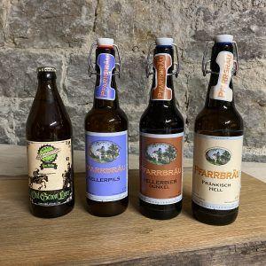 Biersorten Franken Körble