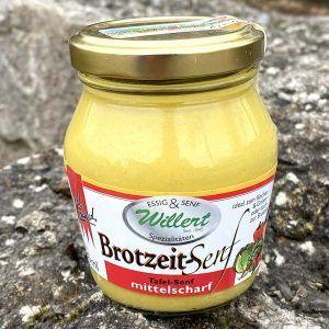 Willert Brotzeit-Senf