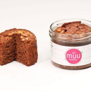MUU Schokoladenkuchen im Glas