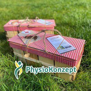 PhysioKonzept Franken Körble - die passende Geschenkidee für dein Unternehmen, deine Mitarbeiter, Kunden und Partner.