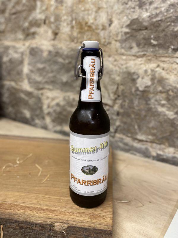 Pfarrbräu Summer Ale